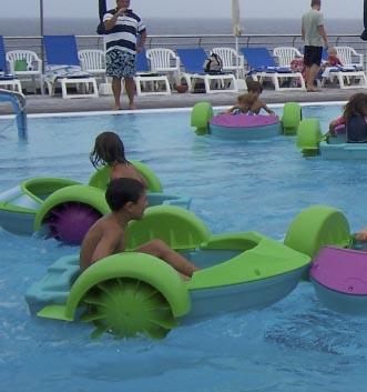 Barcas Manivela