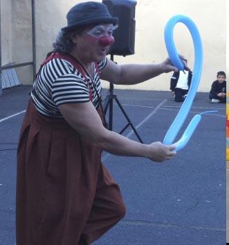 Chico Clown