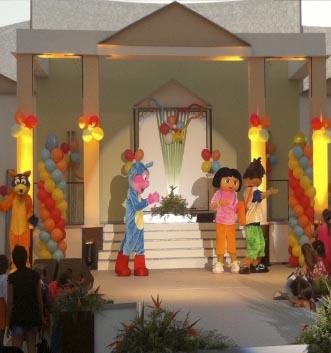 Festival Dora Exploradora