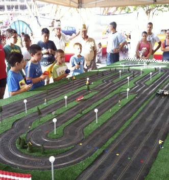 Circuito Scalextric F1