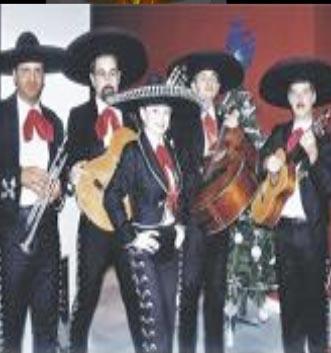 Mariachis Mencey -Azteca